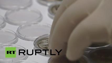 Belgium: 70,000 'provocative' Waterloo commemorative coins minted