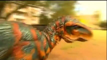 Истински динозавар в наши дни