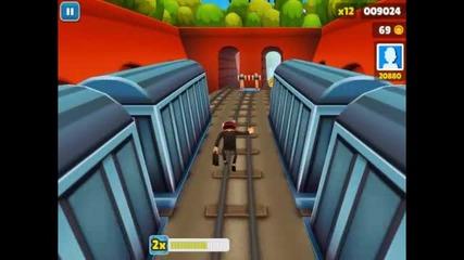 Subwaysurfers Gameplay ep.1