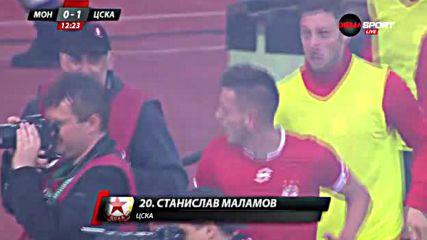 Станислав Маламов поведе ЦСКА към мечтаната Купа на България