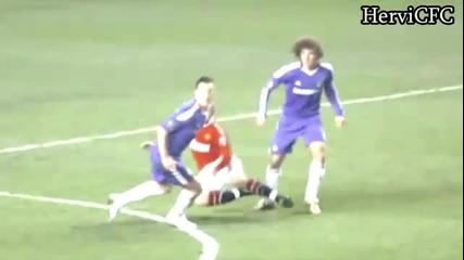 David Luiz Chelsea Compilation