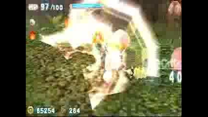 Gurumin Smash Attack