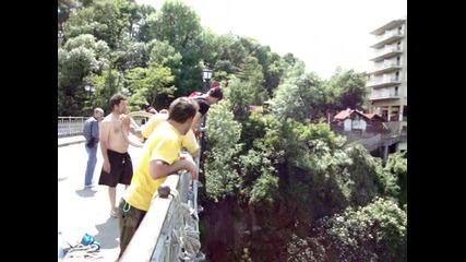 Първият ми бънджи скок 24.05.2010