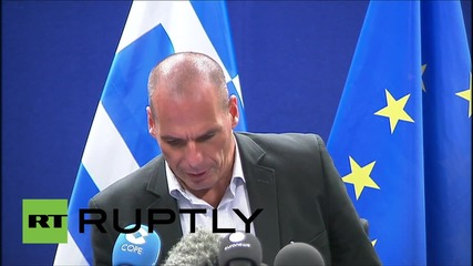 Belgium: Agreement with institutions getting closer, assures Varoufakis