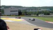 Загряваща обиколка Гран При на Унгария