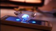 Превърнете вашия смартфон в 3d холограмен проектор