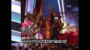 Rihanna - Hard, Rude Boy & Don`t Stop The Music Live @ Kids Choice Awards 001