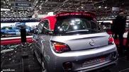 2015 Opel Adam S 1.4 Ecotec Turbo 150 Ps - Exterior and Inte