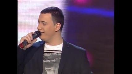 Miroslav Radulović - Marija, Marija (Zvezde Granda 2011_2012 - Emisija 24 - 17.03.2012)