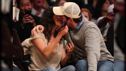 Finally! Ashton Kutcher and Mila Kunis are Married!
