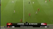 Ливърпул- Олимпиакос 3/8/2013