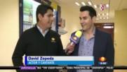 David Zepeda ansioso por presentar Frente al mismo rostro