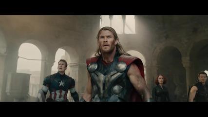 Avengers: Age of Ultron - Teaser Trailer (official)