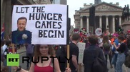 UK: Thousands of anti-austerity protesters swamp central London