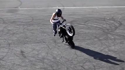 Moto Stunt Show