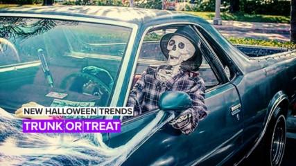 Ето го най-популярния хелоуински хаштаг тази година! Маскирай колата си