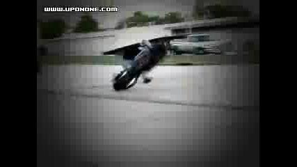Sick Inside / Bike Stunt