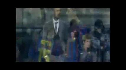 Златан подари Ел Класико на Барса Barcelona : Meal Madrid (1:0) 29.11.2009