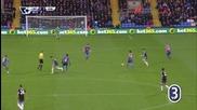Уилиан от Челси за 3:0 срещу Кристъл Палас
