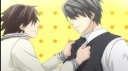 Junjou Romantica 3 {episode 1} (bg sub)