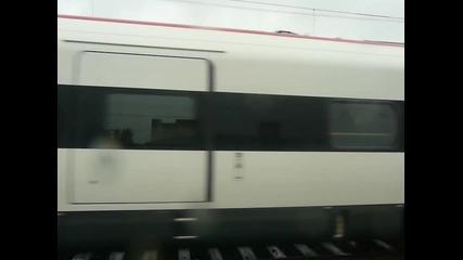 Icn през гара Giubiasco