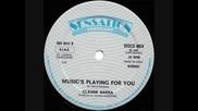 Claude Sarra - Music's Playing For You[ italo disco 1984]