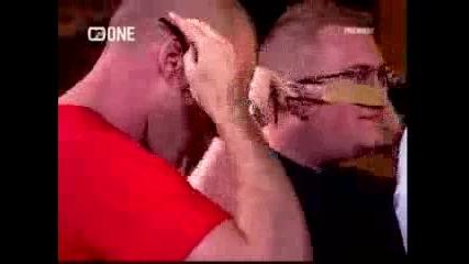 Fist Of Zen Mtv Ескимоска Целувка С Шкурка