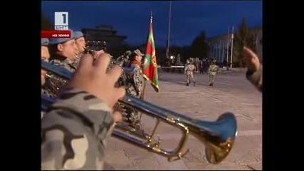 135 години Априлско въстание-тържествен митинг -заря ,1 част
