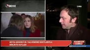 24.01.2016 Окан Ялабък, Мурат Йълдърим, Енгин Хепилери и Бейза Шекерджи