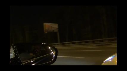 700 hp M6 F13 срещу Lamborghini Gallardo Lp560