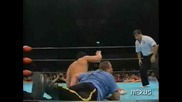 Kenta Kobashi vs. The Big Boss Man - All Japan Pro Wrestling 10.14.93