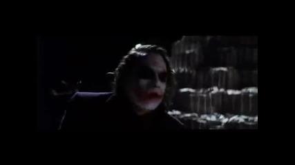 The Dark Knight - Joker Burns Money (full)