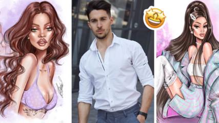 Защо Риана, Ариана Гранде и други световни звезди следят българин в Instagram?
