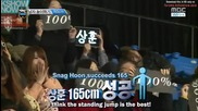 [eng sub] Idol Star Athletics Championships 2014 - Part 1