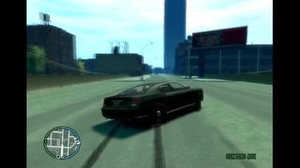 Най - яката полицеиска кола в Gta 4! Виждали ли сте я?