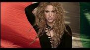Shakira - La La La ( Brazil 2014 ) feat. Carlinhos Brown ( Официално Видео )