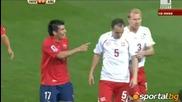 Чили - Швейцария 1:0