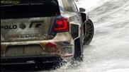 Най-красивите кадри от Wrc Rally Monte Carlo 2014