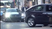 Арабски Nissan Gtr дрифти в Лондон !!!