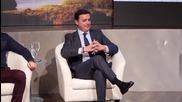 David Bisbal - Presentacion del Video Promocional del destino Costa de Almeria 20/01/2016 Entrevista