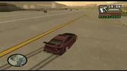 Gritz My Life Be Like - Gta San Andreas Drifting -