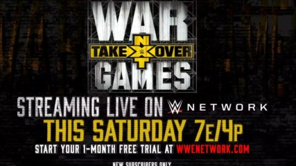 Battle lines are drawn this Saturday at NXT TakeOver: WarGames II