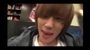 [bts] Teen Top s Hilarious Selfcam - Going for Mt on Teen Top Rising 100 (unreleased)