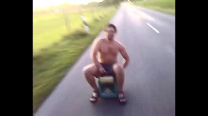 Най-лудата количка