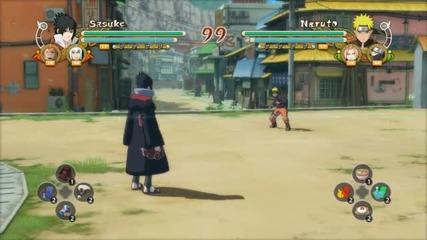 Naruto Shippuden Ultimate Ninja Storm 3-eп.2