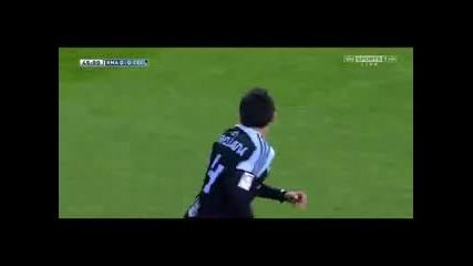 Сезон 2013-2014 Примера 18 Кръг Реал М - Селта 3-0 Целия Мач