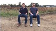 Том Круз и Крис Маккуори - ice bucket challenge