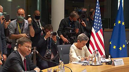 Belgium: America is back, Biden tells leaders at EU-US summit in Brussels