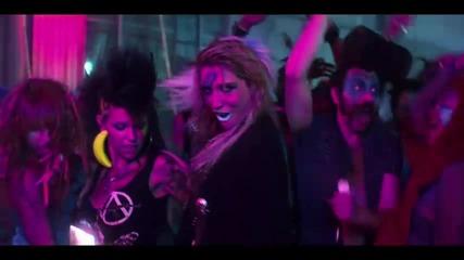 Второ Video ! Ke$ha - Take It Off (friend Video )