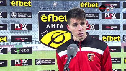 Карагарен: Тежък мач, трябва да победим Ботев в дербито